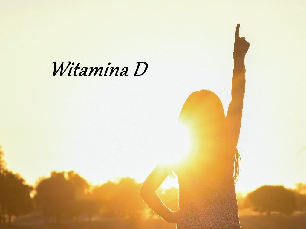 Witamina D na wzmocnienie odporności